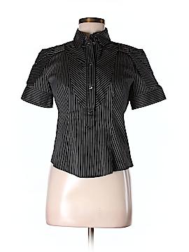 Karen Millen Short Sleeve Blouse Size 6