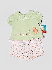 Disney Short Sleeve Polo Size 12 mo
