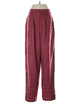 J. Peterman Silk Pants Size 4