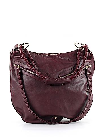 Aleya New York Leather Hobo One Size