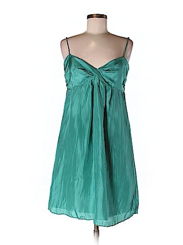 Ann Taylor Women Silk Dress Size 10