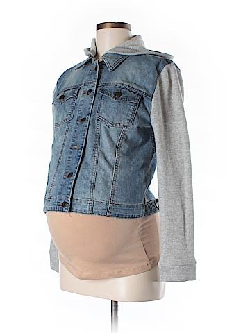 Wendy Bellissimo Denim Jacket Size M (Maternity)