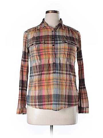Gap Long Sleeve Blouse Size L