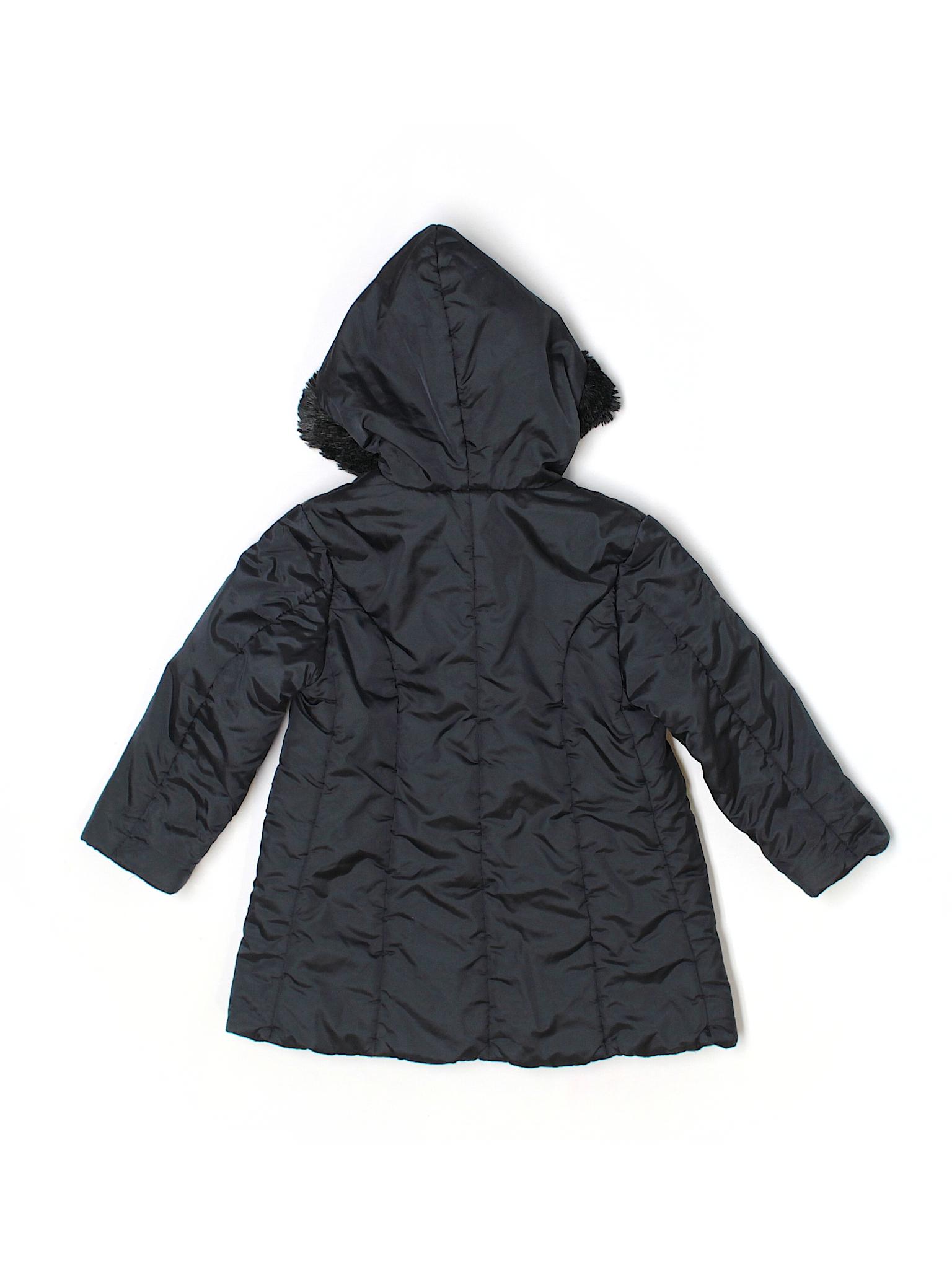 6f81d24b7 CMCR kids Solid Black Coat Size 3 - 78% off