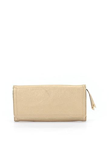 BCBGMAXAZRIA Leather Wallet One Size
