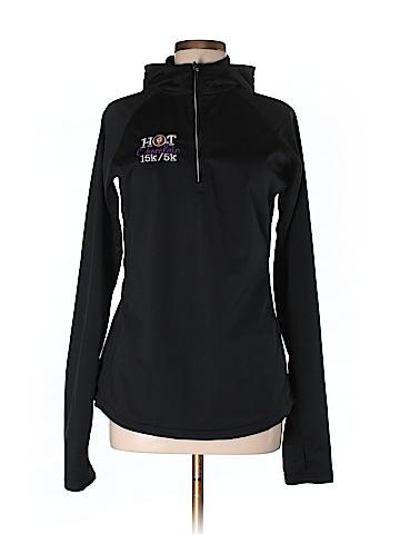 Chocolate Negro Women Track Jacket Size M