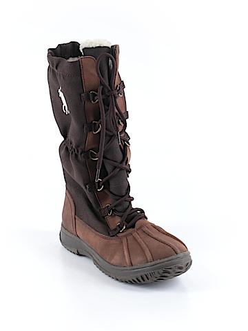 Ralph Lauren Boots Size 4
