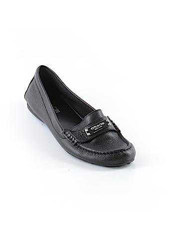 Coach Flats Size 9 1/2