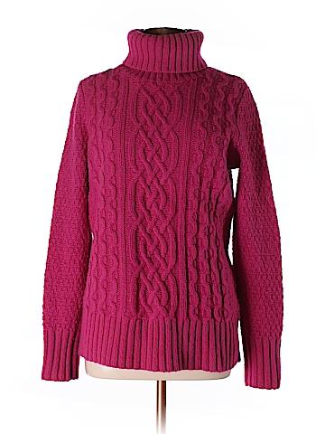 Eddie Bauer Wool Pullover Sweater Size L (Tall)