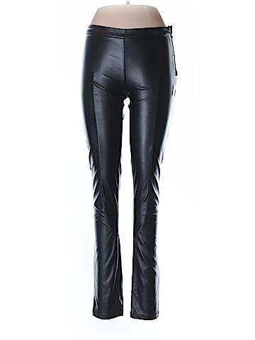 Shinestar Faux Leather Pants Size M