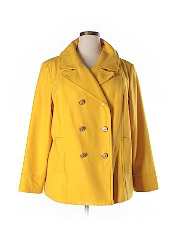 Old Navy Wool Coat Size XXL
