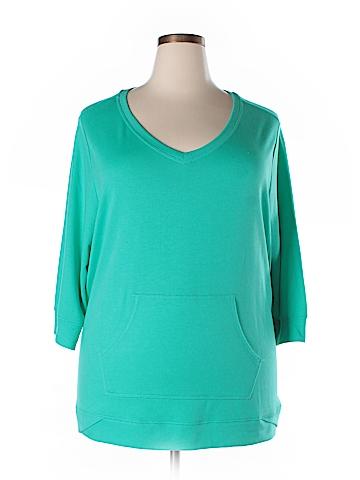 Danskin Now Pullover Sweater Size 3X (Plus)