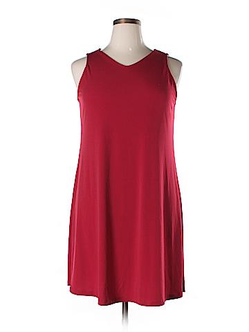Mushka by Sienna Rose Casual Dress Size 1X (Plus)