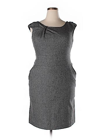Banana Republic Wool Dress Size 16 (Tall)