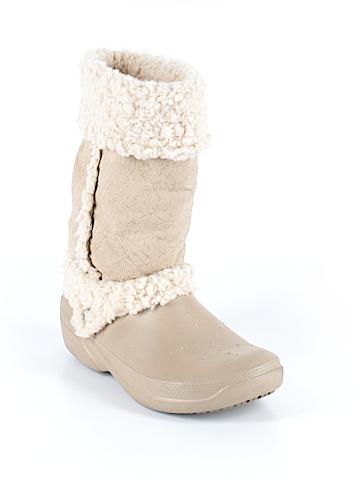 Crocs Boots Size 9