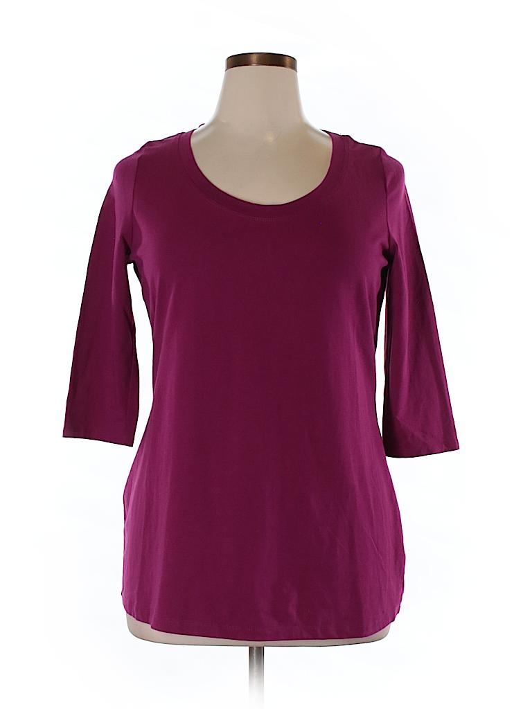 Cynthia rowley for t j maxx 3 4 sleeve t shirt 66 off for Tj maxx t shirts
