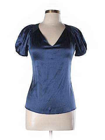 ETRO Short Sleeve Blouse Size 42 (IT)