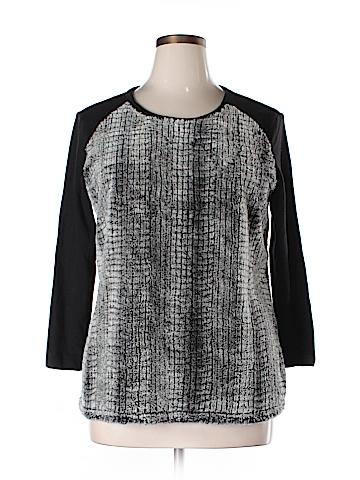 Style&Co Sweatshirt Size XL (Petite)