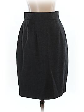 Barry Bricken Wool Skirt Size 6
