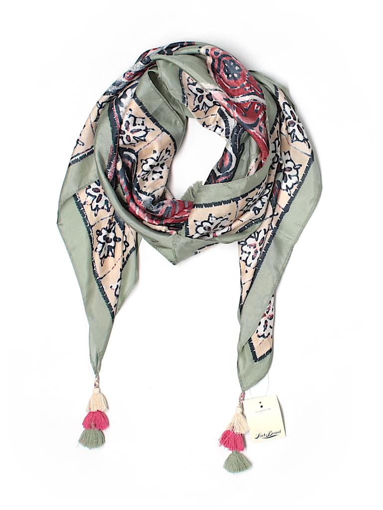 Lucky Brand Women Silk Scarf One Size