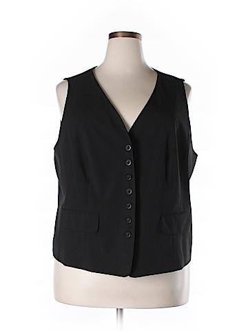 INC International Concepts Tuxedo Vest Size 20 (Plus)