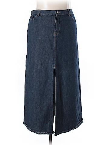 Gap Denim Skirt Size 20 (Plus)