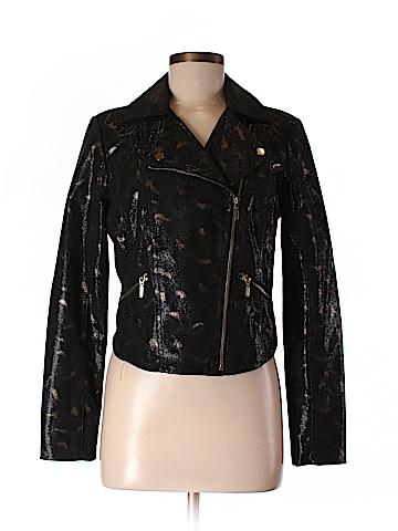 Rock & Republic Faux Leather Jacket Size M