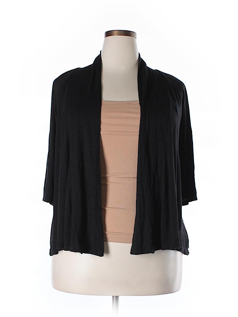 AB Studio Women Cardigan Size XL