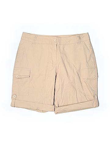 Ellos Cargo Shorts Size 16