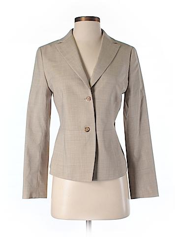 Brooks Brothers Wool Blazer Size 4 (Petite)