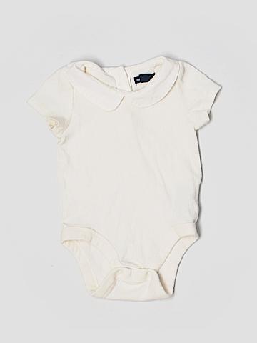 Baby Gap Short Sleeve Onesie Size 6-12 mo