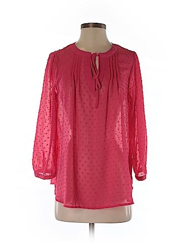 Elle 3/4 Sleeve Blouse Size S
