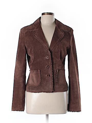 Roper Leather Jacket Size M