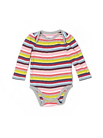 Baby Gap Long Sleeve Onesie Size 12-18 mo