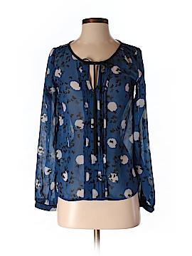 Uttam Boutique Long Sleeve Blouse Size 2/4