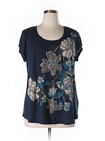 Lucky Brand Short Sleeve T-Shirt Size XXL