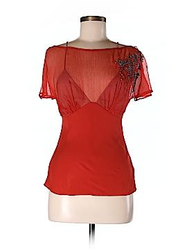 CATHERINE Catherine Malandrino Sleeveless Silk Top Size S
