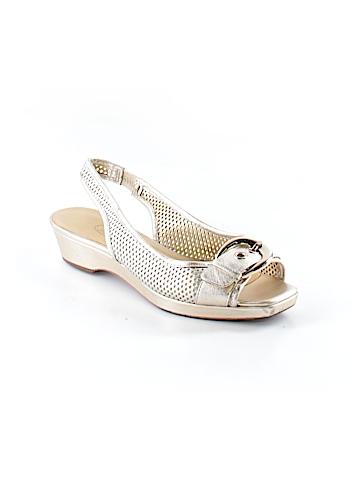 Circa Joan & David Flats Size 7 1/2