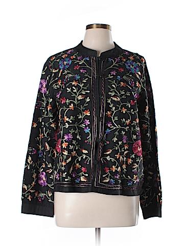 Chico's Design Jacket Size L