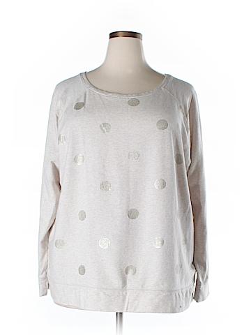 Stylus Sweatshirt Size 3X (Plus)