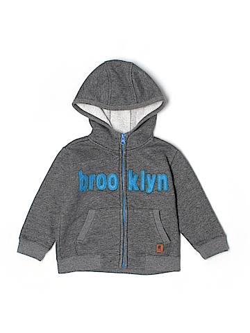 Brooklyn Industries Zip Up Hoodie Size 18-24 mo