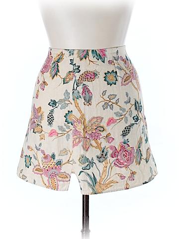 Boston Proper Casual Skirt Size 16