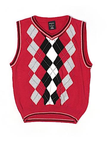 George Sweater Vest Size 8