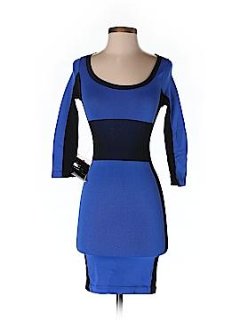Bebe Casual Dress Size P Petite/small (Petite)