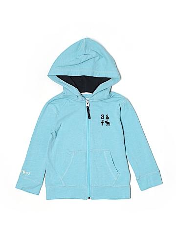 Abercrombie  Zip Up Hoodie Size 3 - 4