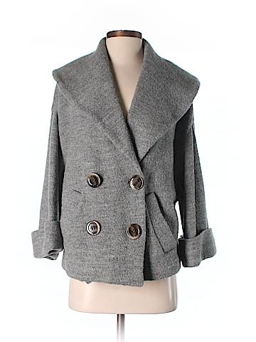 Cynthia by Cynthia Rowley Wool Coat Size XS