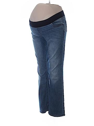 Liz Lange Maternity Jeans Size 12 (Maternity)