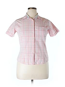 L.L.Bean Short Sleeve Button-Down Shirt Size 0X (Plus)
