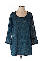 Alfani 3/4 Sleeve Top Size XL