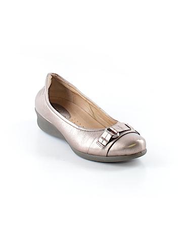 Ecco Flats Size 38 (EU)